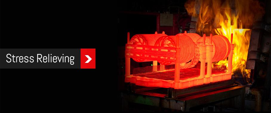 heat treatment process of steel pdf